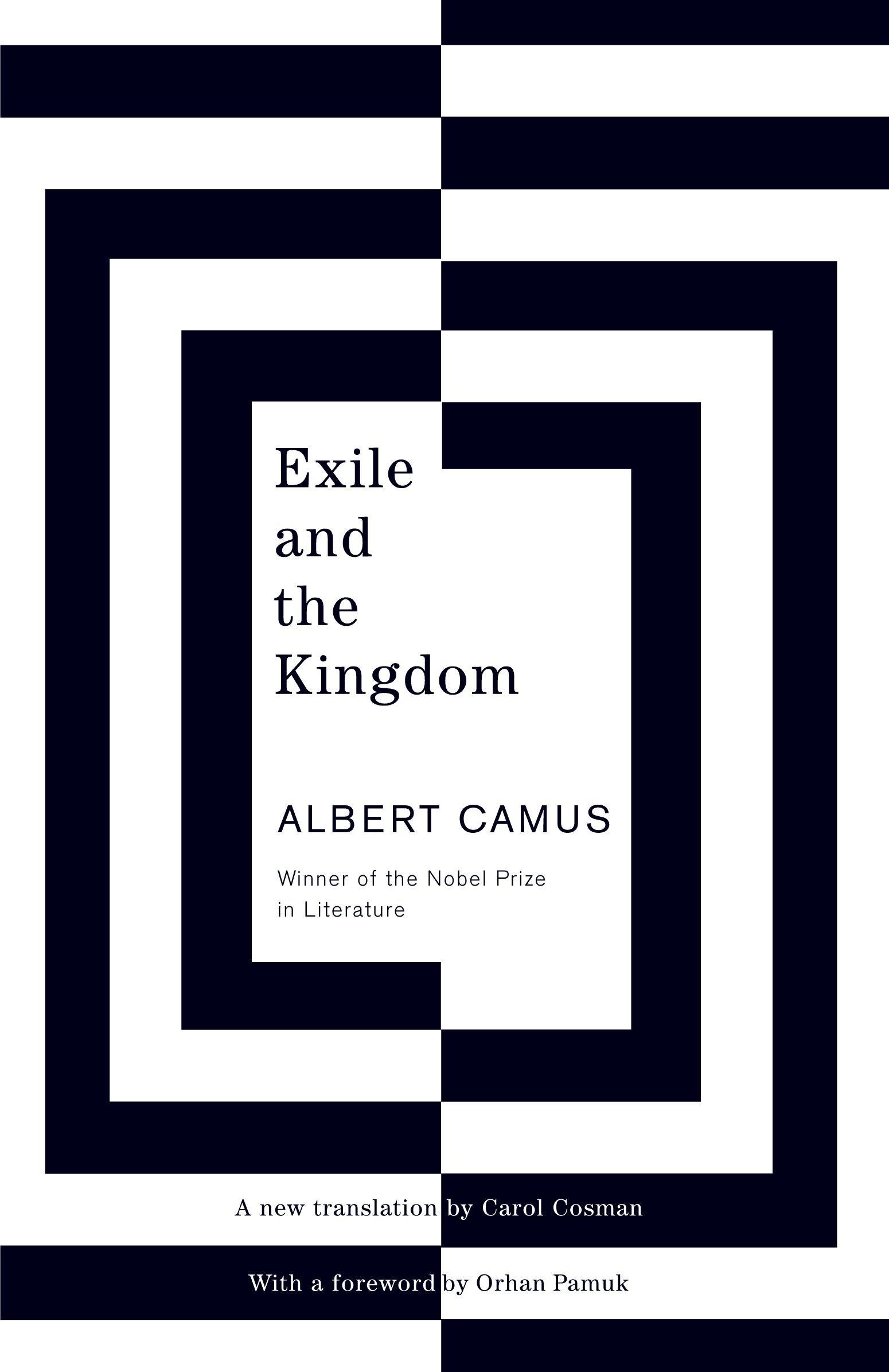Book Cover Design Kindle ~ Exile and the kingdom : book cover archive