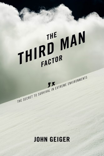 Simple Book Cover ~ The third man factor book cover archive