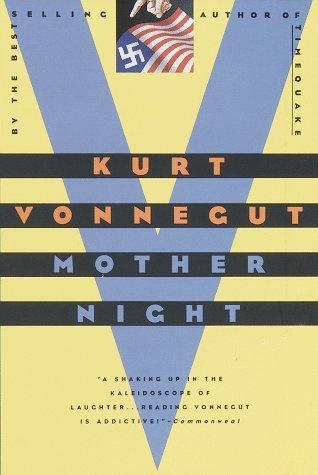 Mother Night, Vonnegut, Kurt
