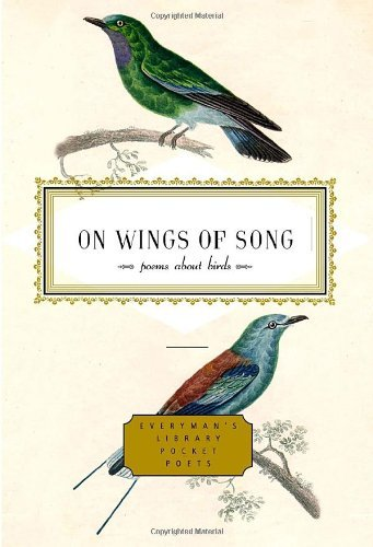 Poetry Book Covers : On wings of song book cover archive