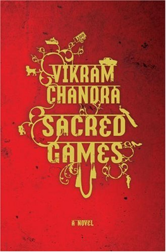 Pretty Book Cover Archive : Sacred games book cover archive