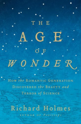 The Age of Wonder : Book Cover Archive