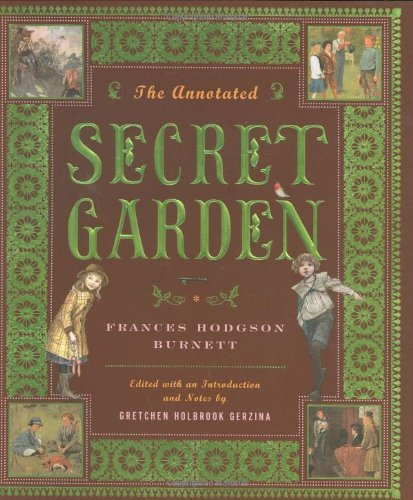 The Annotated Secret Garden : Book Cover Archive