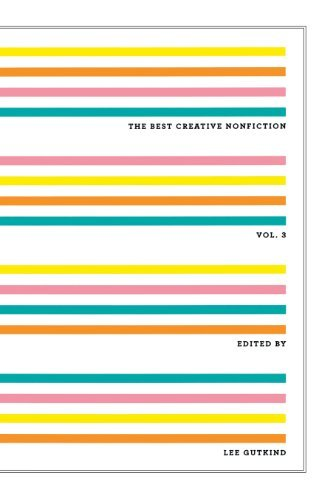 Best Book Cover Archive : The best creative nonfiction vol book cover archive