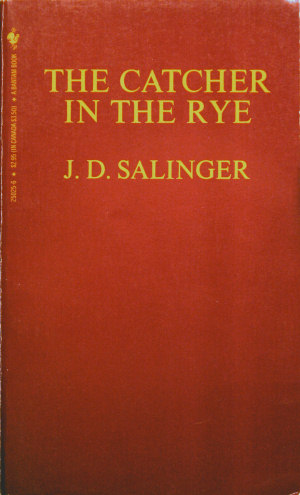 The Catcher In The Rye Book Cover Archive
