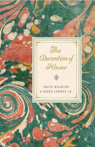 the decoration of houses : book cover archive